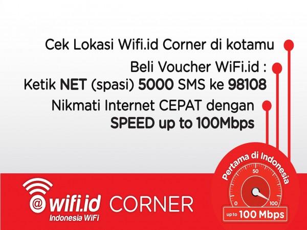 Registrasi WIfi ID Corner