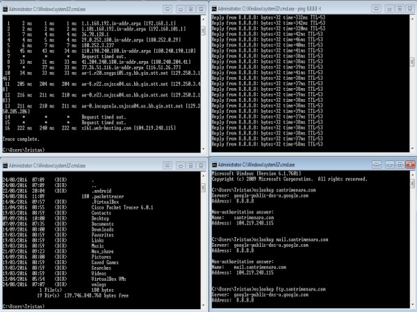 Perintah CMD (Command Prompt)