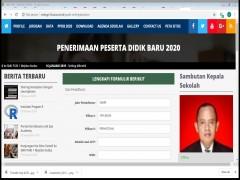 Pembukaan PPDB 2020
