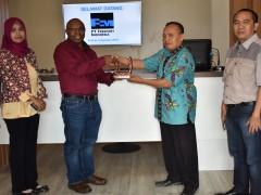 Kunjungan PT. FREEPORT INDONESIA